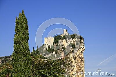 Castle ruin of Arco