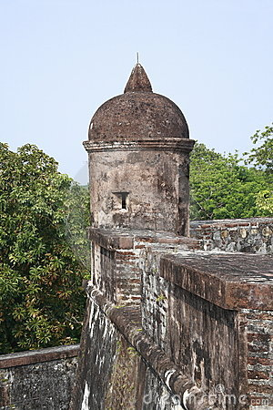 Castle San Fernando de Omoa