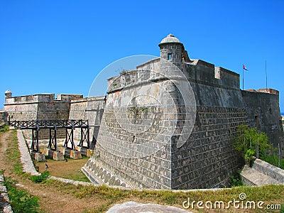 Castle San Pedro de la Roca del Morro