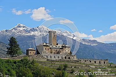 Castle of Sarre