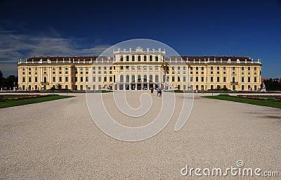 Castle Schonbrunn, Vienna