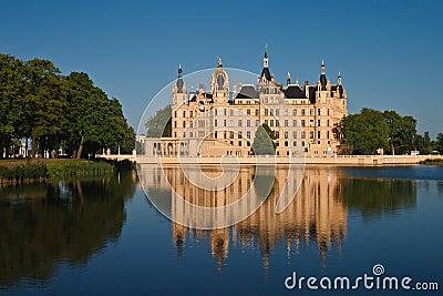 Castle of Schwerin.