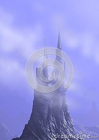 Castle in sky