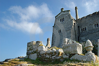 The Castle of  St Michael s Mount