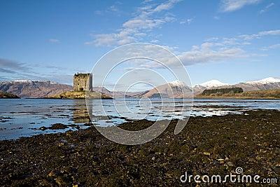 Castle Stalker, Argyll, Scotland