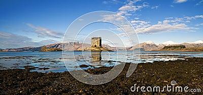 Castle Stalker, Argyll, Scotland, High Resolution