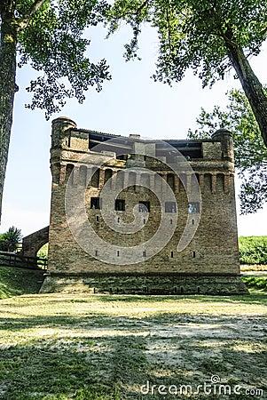 Castle of Stellata