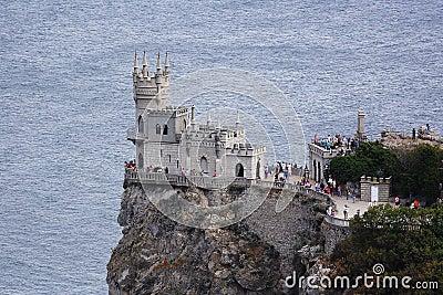 Castle Swallow s nest