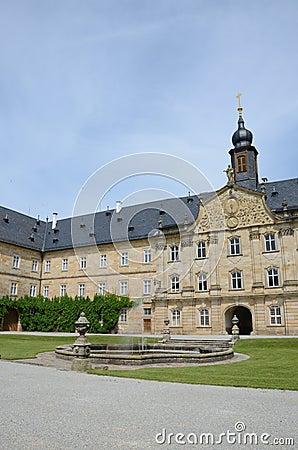 Castle tambach Editorial Photo