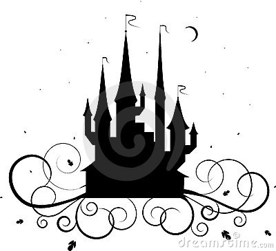 Free Castle, Tatoo Stock Images - 7679214