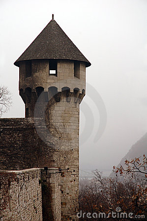 Castle tower