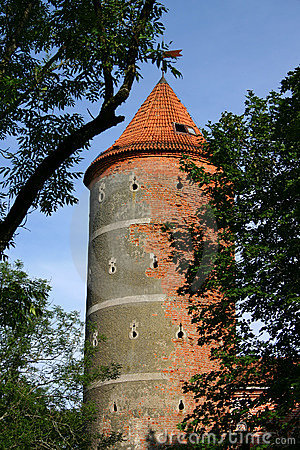 Free Castle Tower Stock Photo - 2845690