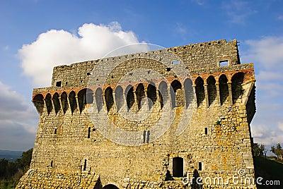 Castle tower, Ourem