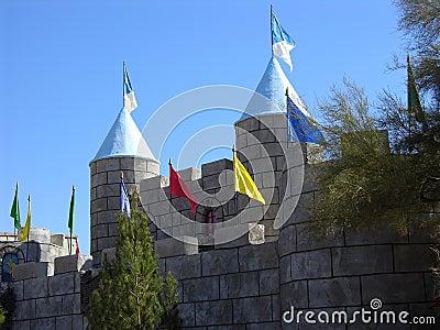 Castle Tower Three