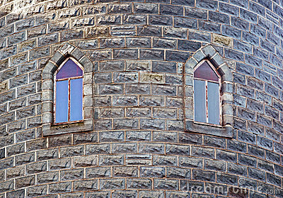 Aged Castle Windows Royalty Free Stock Images - Image: 27820229