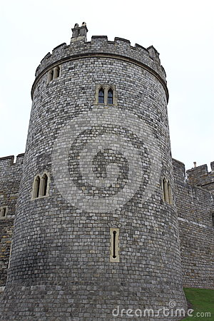 Castle Tower at Windsor
