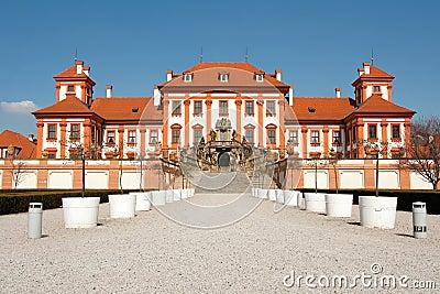 Castle Troja