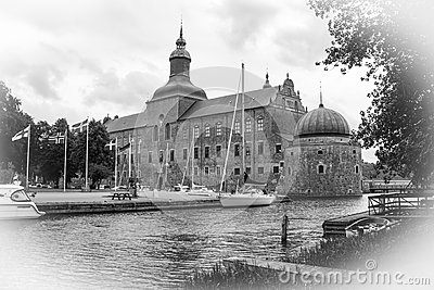 The Castle. Vadstena. Sweden