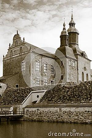 The Castle. Vadstena. Sweden