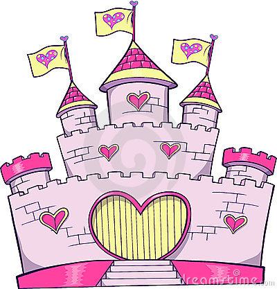 Free Castle Vector Illustration Stock Images - 4393004