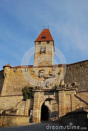Castle veste coburg