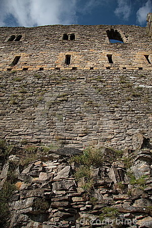 Free Castle Wall Royalty Free Stock Image - 6187216