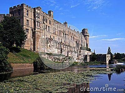 Castle, Warwick, England.