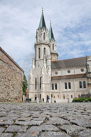 Castle In Wien Stock Images - Image: 10921394