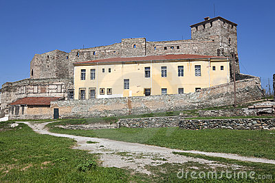 The Castle Of Yenti Koule Royalty Free Stock Photo - Image: 20002945