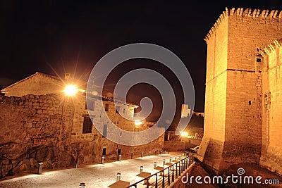 CastleMora de Rubielos Teruel  Aragon Spain