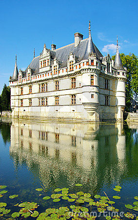 Free Castles Of Loire Valley Royalty Free Stock Images - 6584839