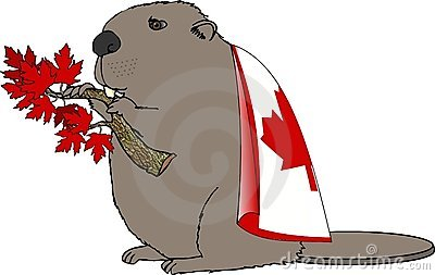 Bonne Jeudi Castor-canadien-thumb78265