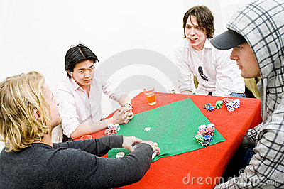 Casual poker