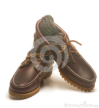 Casual rugged mocassin style men s leather shoes