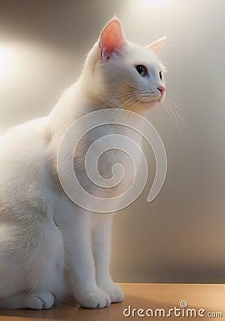Free Cat Royalty Free Stock Photos - 18676618