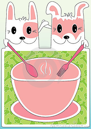 Cat Dog Friendship Cooking Menu_eps