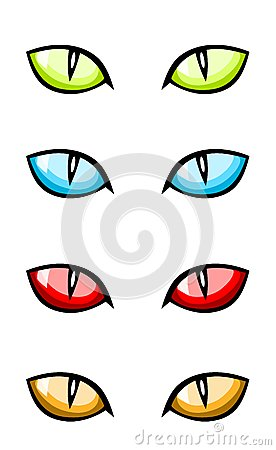 Cat Eyes Set