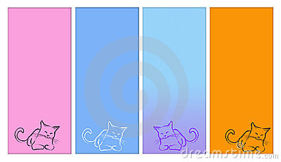 cat labels