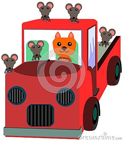 Cat s truck