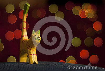 Cat toy..