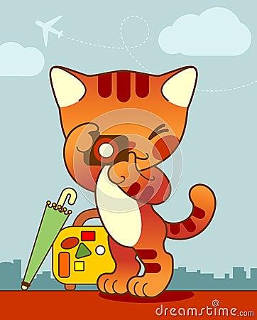 Cat Traveler