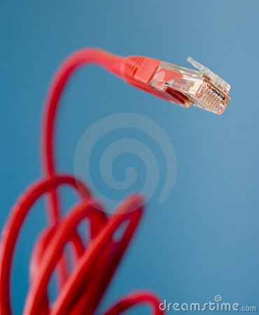 CAT5 ethernet connector
