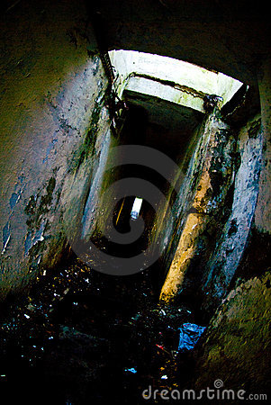 Catacombes mystérieuses