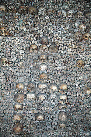 Catacombs Royalty Free Stock Image - Image: 15295466