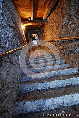 Catacombs della st Peter, Salzbur