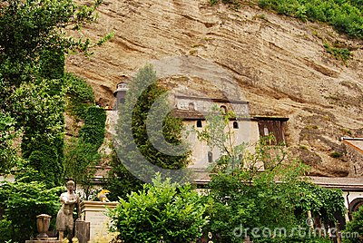 Catacombs salzburg