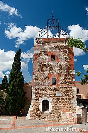 Catalan tower