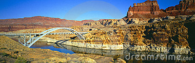 Cataract Canyon Bridge