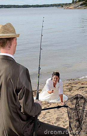 Catch the bride