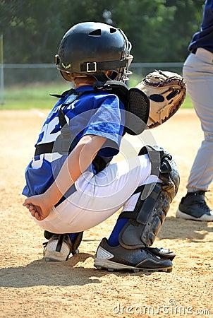 Catcher Position